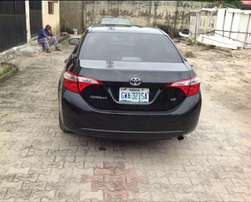 2014 Toyota Corolla LE Bought Brand New Extremely Clean