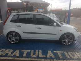 2008 Ford Fiesta 1.6i ambiente for SALE