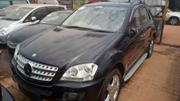 Mercedes benz ml 320 diesel 2008 model cdi in good shape