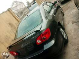 Very Lovely Toyota Corolla Sport 2006 model for sale at surulere