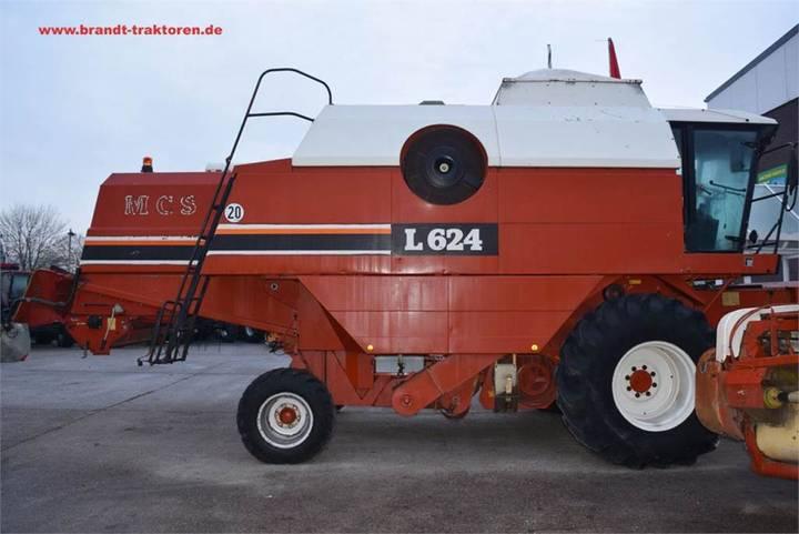 Laverda L 624 - 1993