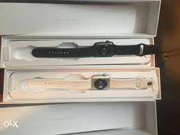 Apple iWatch Series 1 and 2 (like new with case) - price slash!