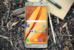 Samsung Galaxy Note 5 64gb Brand new and sealed Original with warrant