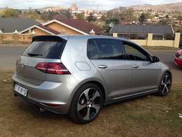 VW Golf 7 GTI - 2013 for sale