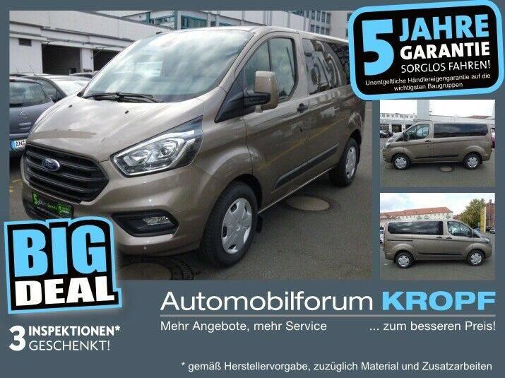 Ford Transit Custom Kombi Trend 320 L1 Klima*PDC*SHZ - 2018