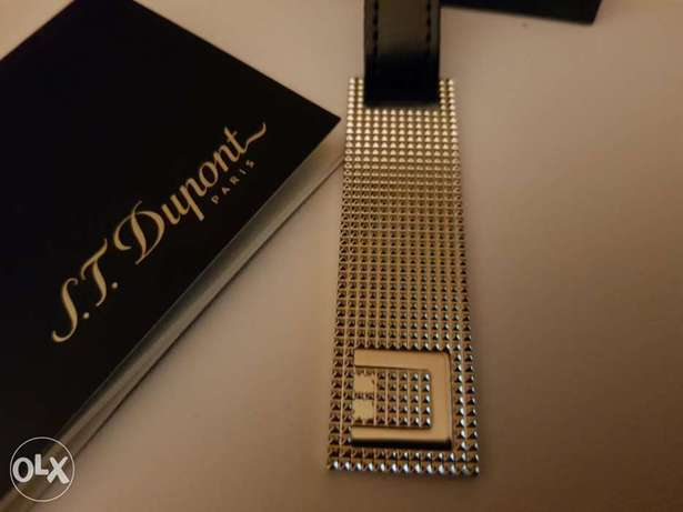 S.T. Dupont Keychain