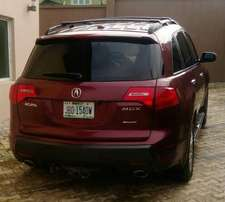 ADORABLE MOTORS: An Extremely neat 2008 Full Option Acura MDX 4 Sale.