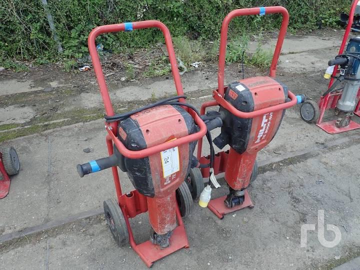 Hilti TE3000 Electric Breaker