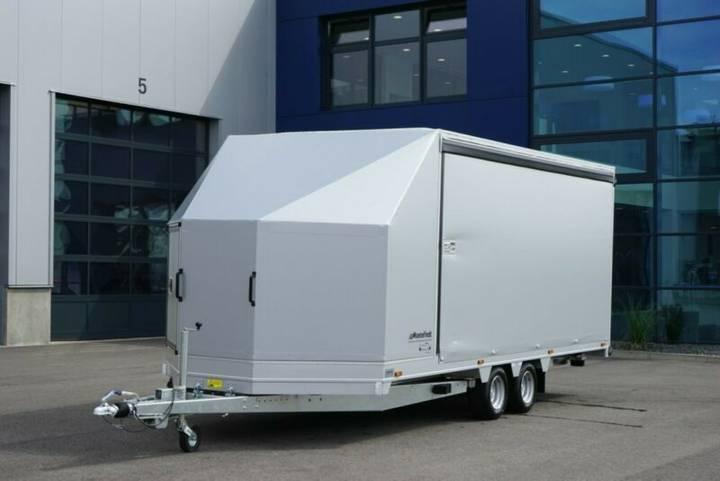 MOETEFINDT Fahrzeugporter FTP 235