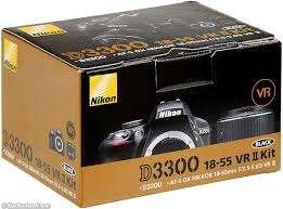 nikon d3300 brand new camera sealed 12months warranty
