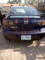 Mazda 3 2005,very sound and in very good condition.