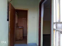 For rent a clean 1bedroom with P.O.P and wardrobe in Efab Estate Abuja