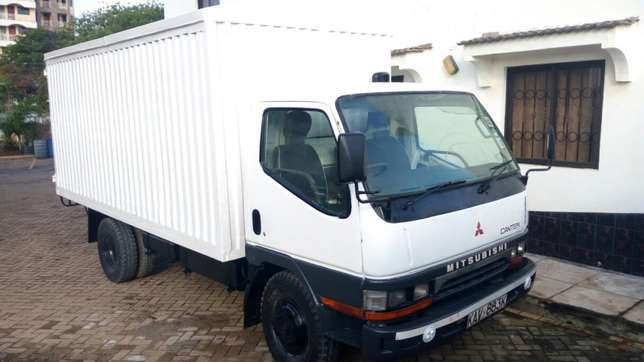 Mitsubishi canter 4d32 local assemble in very good condition for se Mgongo - image 2