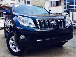 Toyota prado tx 2011 model loaded just arrived at 4,100,000/= KCL REG