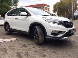 2016 Honda CR-V 2.4 Executive Low KM!!