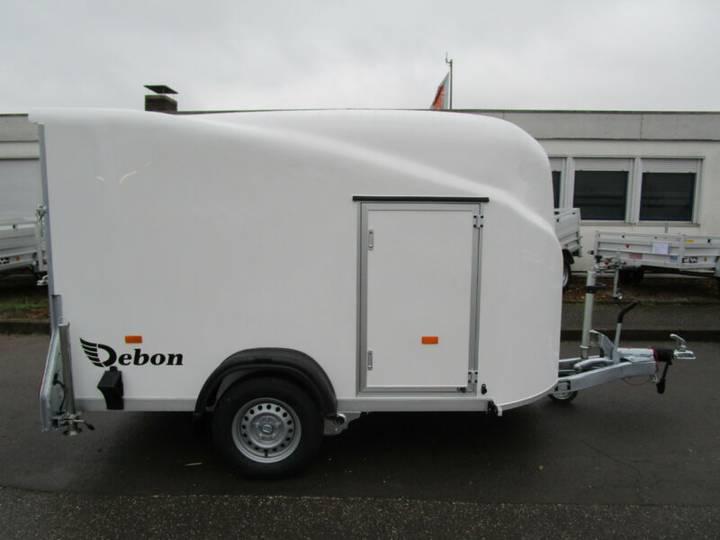 Cheval Liberté Cargo1300.02 POLY+TÜR+100km/h VORRAT - 2019