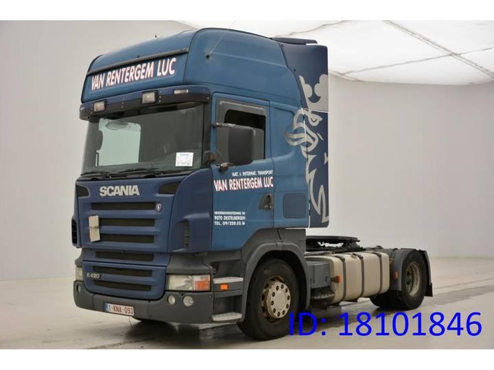 Scania R420 - 2004