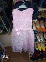 Girl dresses throw away price