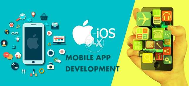 We develop android and ios mobile app using flutter and react native