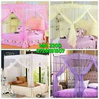 Mosquito nets with stands