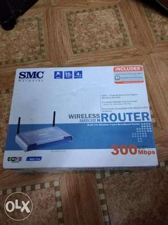SMC wireless router for sale