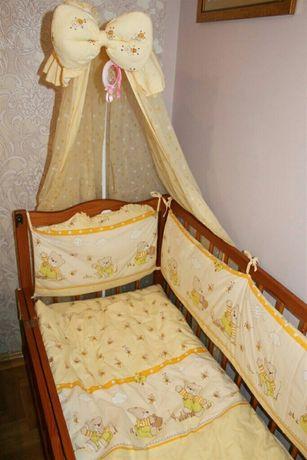 Дитячий постільний комплект в колиску  800 грн. - Дитячі меблі ... 9f1e2380b7a6e