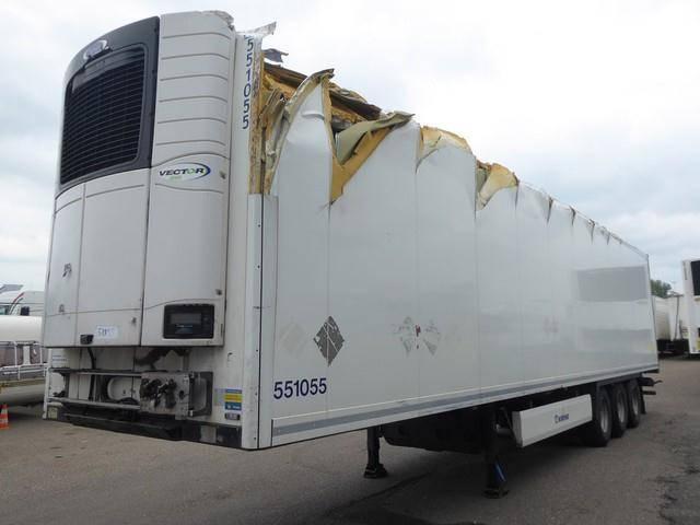 Krone SDR 27 Carrier Vector 1550 , Blumenbreit 2.6 - 2014