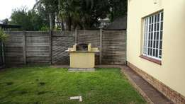2 bedroom garden cottage to rent