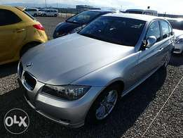 BMW 320I Year 2010 Model Automatic Transmission 2WD Silver KCN