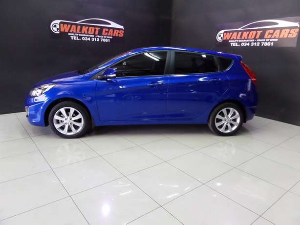 2014 Hyundai Accent 1.6 Fluid 5DR A/T Newcastle - image 8