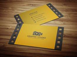 We design a business card that reflects who you are at 6ksh