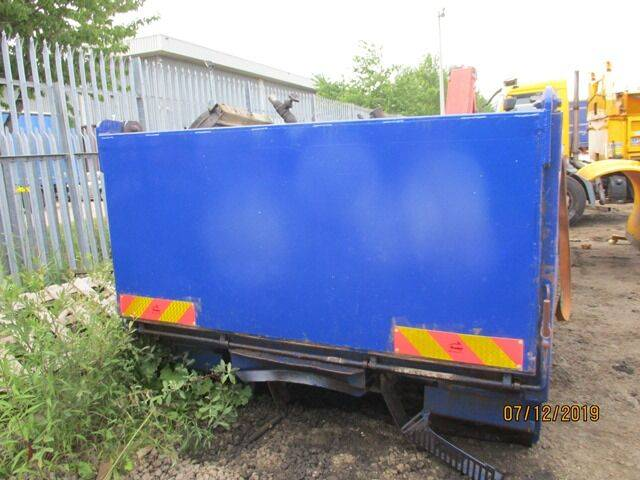 Sale tipper body for  by auction