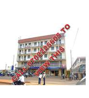 Standard commercial building for sale in Kampala city at 2bn