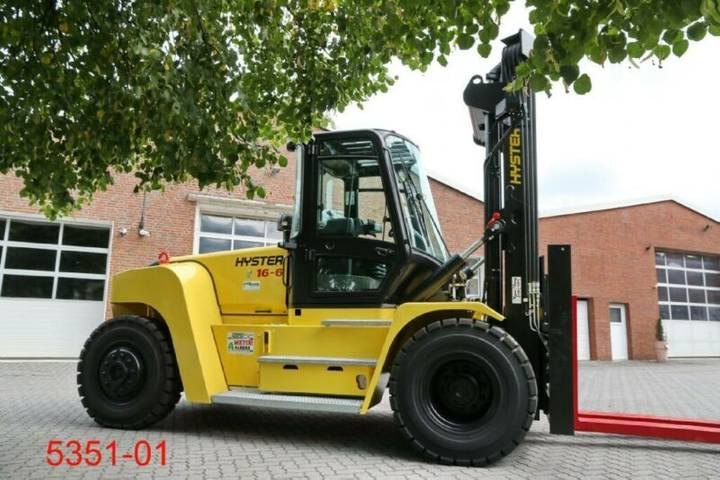 Hyster H 16 Xm 6 - 2018 - image 5