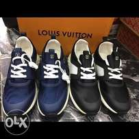 Authentic louos vuitton sneaker