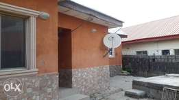 Very Neat 1 Bedroom Flat with 2 Toilets to Let at Phase 4 Kubwa