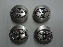 TOYOTA YARIS wheel center caps (new)