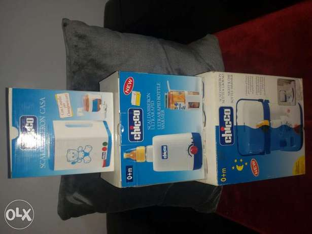 Brand new chicco baby bottle warmer