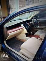 Nissan Teana ..fuel economy well maintaineda and exceptionally clean.