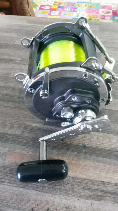 5d880df477f Daiwa Sealine 900H spooled, never used.