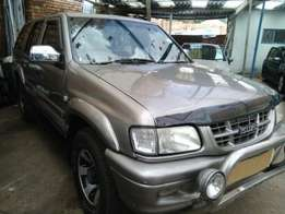 2002 Isuzu Frontier Dt 280 Turbo For R69000 Neg