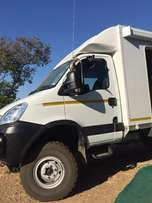 Iveco daily 4x4 rims/tyres for sale
