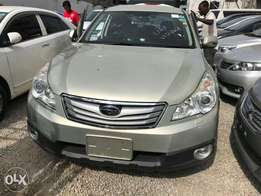 New Subaru Outback 2011 model. KCP