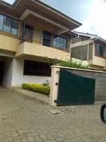 Spacious 4br Massoinate to let in Lavington.