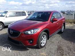 Mazda cx5 brand new car