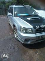 Subaru SG5, needs a new engine or block, selling as is.