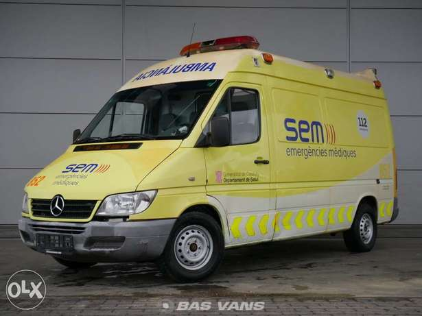 Mercedes Sprinter - To be Imported Lekki - image 1