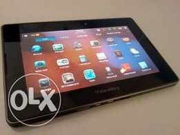 Neat and clean Blackberry playbook