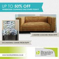 Branley Interiors Sale Now On...