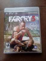 Far Cry 3 for PS3 (Brand NEW)